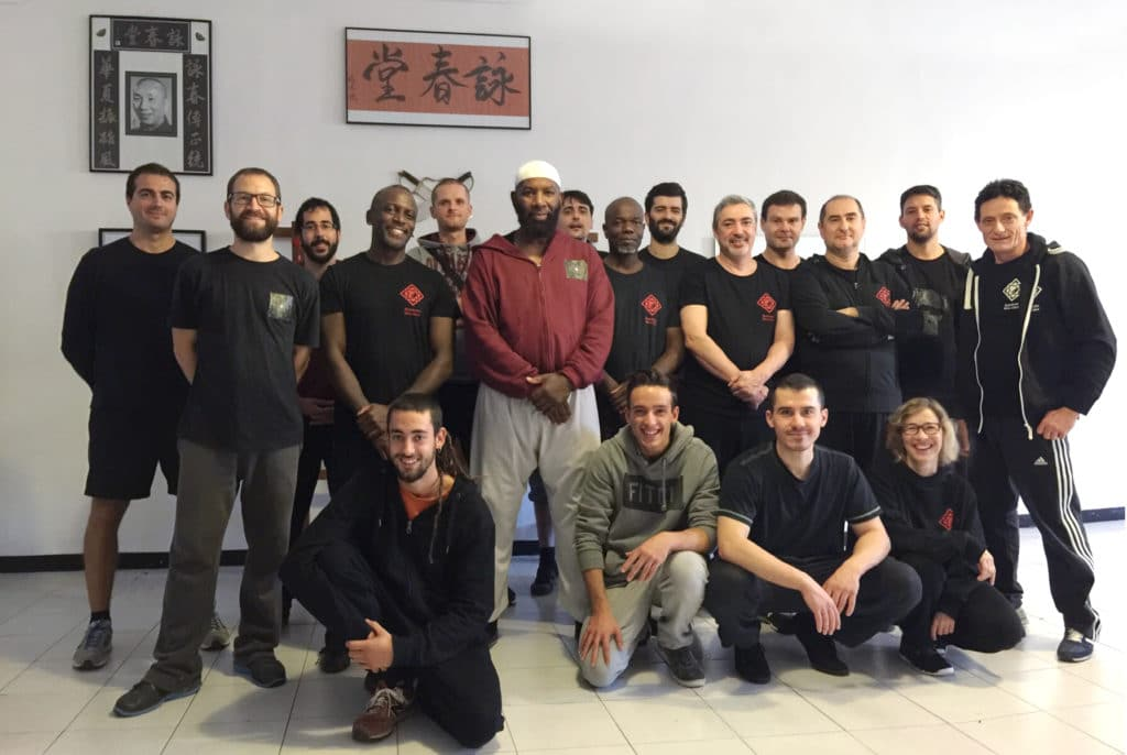 Sifu Louison Workshop 2015